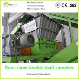 Dura-Shred покрышка Shredding машина пиролиза