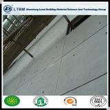Tarjeta comprimida exterior incombustible del cemento de la fibra del panel del cemento del revestimiento