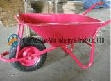Caminhão de mão de aço do carrinho de mão de roda Wb8500