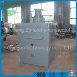 Inceneratore residuo per l'animale guasto