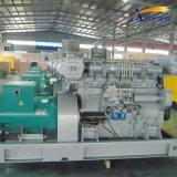 Air-Cooled морское тепловозное оборудование генератора 350kw