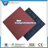Выскальзования плитки безопасности детсада плитка резиновый анти- резиновый легкая для того чтобы очистить резиновый циновку настила