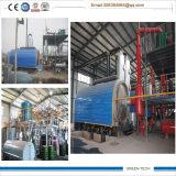 Olio usato raffinamento della strumentazione di distillazione