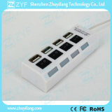 4 Switches 4 LED 4 Port USB Hub 2.0 (ZYF4231)