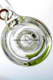 Mini DAB Oil Rig Sherlock Bubbler Glass Smoking Pipe
