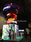 Cartelera a todo color al aire libre de la etapa de Gloshine P5 P6 LED para hacer publicidad
