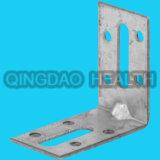 50 * 100 Ajuste soporte angular para la fijación de la pared de cortina de cristal