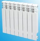 Bom radiador exercido pressão sobre do alumínio do calefator de água