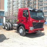 Sinotruk HOWO A7 100ton 트럭 헤드 트레일러와 트랙터 (6X4)