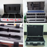 New Arrival Pink Flight Case para DJ / Stage Light / Speaker / U Case