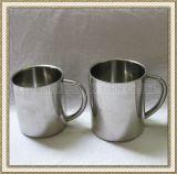 De de galvaniserende Mok van de Koffie van het Roestvrij staal/Kop van de Koffie (CL1C-M13)