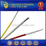 Fil de silicone de tresse de la fibre de verre UL3122