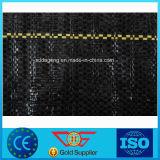Ce noir de couvre-tapis de Weed de tissu de géotextile tissé par 100G/M2