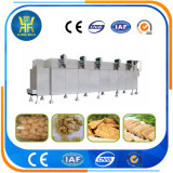 Heiße verkaufensojabohne-Protein-Nahrungsmittelaufbereitende Zeile/Maschine