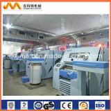 Máquinas de cardadura Semi-Worsted da combinação para a fibra química do algodão