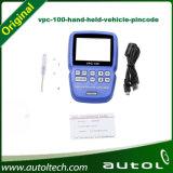 Support en ligne de meilleure des prix Vpc-100 Vpc100 de véhicule de Pincode mise à jour gratuite tenue dans la main initiale de calculatrice presque toutes les voitures