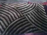 3D低い伸張の絹のカーペットのタイル領域敷物のカーペット