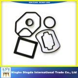 Kundenspezifische Gummiteile gebildet wie pro Zeichnungen oder Proben der Abnehmer