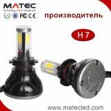 Linterna alta-baja LED H1 H4 H7 H11 de la viga de Matec con las virutas de la MAZORCA 4/PCS