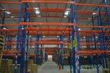 Racking de pálete ajustável resistente do armazenamento do armazém