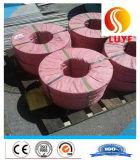 Tira/bobina do aço inoxidável para os materiais de construção 316L