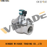 DMF Right Angle Solenoid Pulse Valve para o ar puro