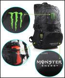 Monster wasserdichter Lightweigth faltender Laptop-Notizbuch-Rucksack für Sport-Arbeitsweg