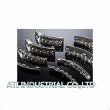 CNC CNC van de Delen van de Hardware het Machinaal bewerken van het Aluminium van de Staaf van de Delen van het Staal van het Malen