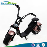 China High Quality Citycoco Scooter elétrico, 1200W Fat Tire Electric Bike