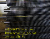 Tubo de aleta En10216, tubo de aleta de P235gh, tubo de aleta del acero de carbón