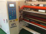 Machine de fente à grande vitesse de feuille de plastique