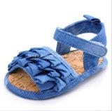 Крытые мягкие ботинки младенца 05