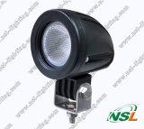 Lumière 10W de travail du CREE DEL de 2 pouces pour les véhicules de phare de motos (NSL-1001D-10W)