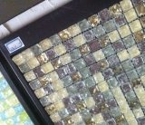 Bathroom (VMG8210 15X15X8mm)のための氷Crack Glass Mosaic