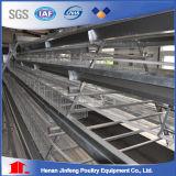 Batterie-Geflügel-Geräten-Huhn-Rahmen für Bauernhof-Gebrauch