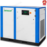 250 Cfm lubricaron compresor variable del tornillo del mecanismo impulsor de la frecuencia de VSD \ de VFD