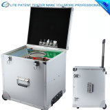 Appareil de contrôle portatif de lumen du spectroradiomètre DEL de premières ventes