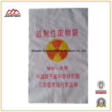 Sac tissé par pp personnalisé pour le produit chimique d'emballage