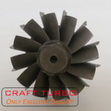 Gt20 434715-0039のタービン車輪シャフト