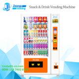 Vente chaude ! Distributeur automatique combiné pour le casse-croûte et les boissons