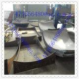 As cabeças de aço do prato dos tanques do estiramento forjaram a cabeça do tanque de armazenamento do prato