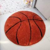 研究室の椅子の円形の絹のカーペットのマット