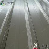 Hoja acanalada prepintada aluminio del material para techos del metal