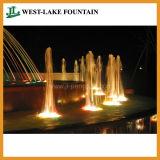 De Fontein van de Pool van het water voor het District van de Huisvesting
