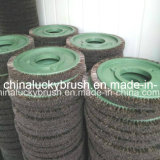 De grijze Borstel van het Varkenshaar van de Kleur Textiel Ronde voor Ilsung (yy-406)