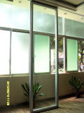 Framed mobile Glass Wall per Hotel, Shopping Mall, Office, sala d'esposizione (NW-65)