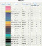 Constructeur de GB de Sulphur/Sulfur Bril Green pour Textile