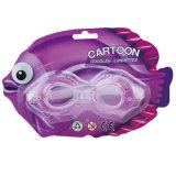 Plastikkarikatur-Krake-Tauchen scherzt Schwimmen-Schutzbrille-Sommer-Spielzeug