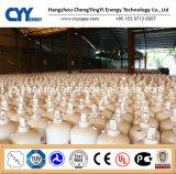 Cilindro de gas de alta presión del dióxido de carbono del argón del oxígeno del nitrógeno del acetileno