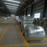 (0.125mm-0.8m m) Bobina de acero galvanizada con el material de hoja de acero de los precios de fábrica